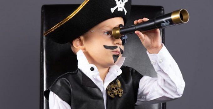 Comment se déguiser en pirate ?